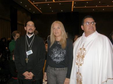 ヴァスーラと司祭